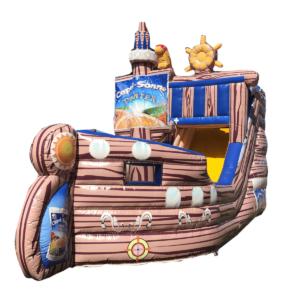 מתנפח סירת פיראטים