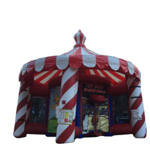 אוהל יריד – קרניבל