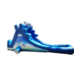 מגלשת מים דולפין