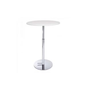 שולחן בר לבן