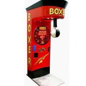 מכונת משחק אגרוף אלקטרוני